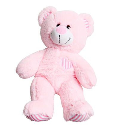"Pinky Patches 8"" Bear Kit"
